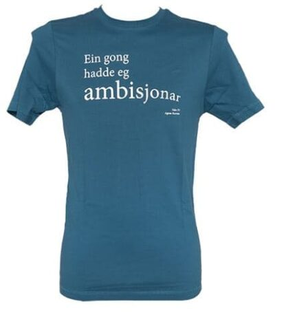 Festspel-t-skjorta 2014 Uni