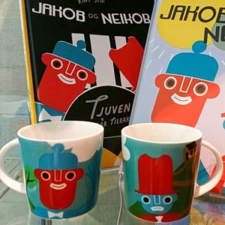 Jakob og Neikob-kopp