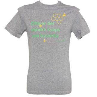 Festspel-t-skjorta 2015 - uni grå