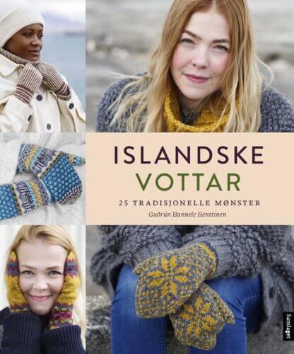 Islandske vottar av Gudrún Hannele Henttinen