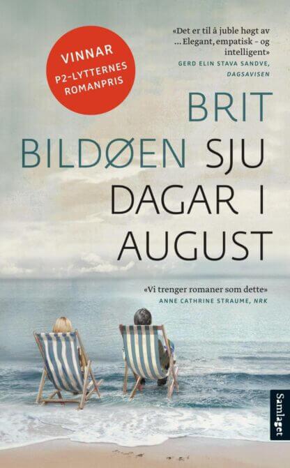 Sju dagar i august av Brit Bildøen