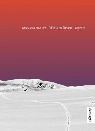 Western Desert av Rønnaug Kleiva